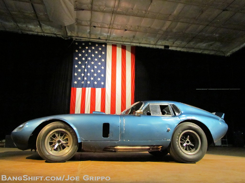 Gallery: Demo Day at The Simeone Museum – Awesome Historic Cars In Action!