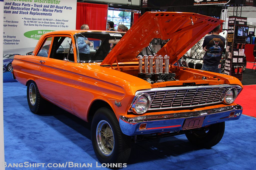 BangShift.com SEMA 2012 Gallery: Cool Trucks, Parts, Cars, and Some ...