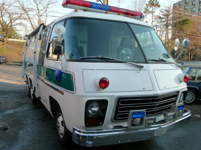 Ebay find a mint 1975 gmc motorhome is for Gmc motor homes for sale
