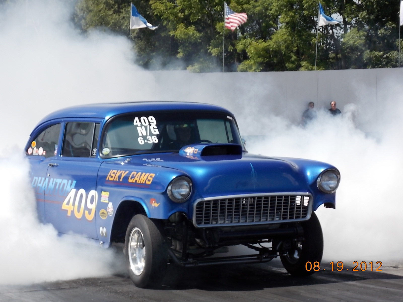 Gallery: 50 Photos of Gassers and Gasser Style Cars From All Over The Country And The World!