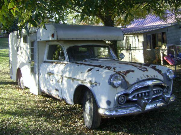 BangShift com Craigslist Find: A Factory Built 1953 Packard
