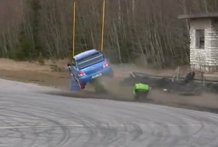Wreckage Bonanza Video: Four Minutes Of Open Track Day Destruction From Around The World