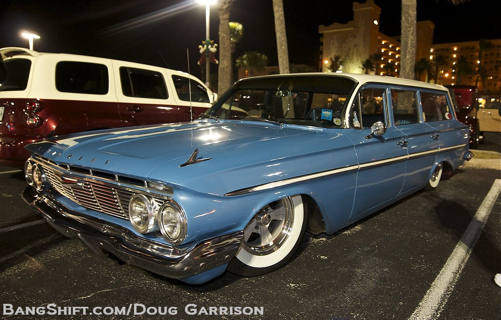 BangShiftcom Show Gallery The Belair Plaza Cruise Daytona - Turkey run car show