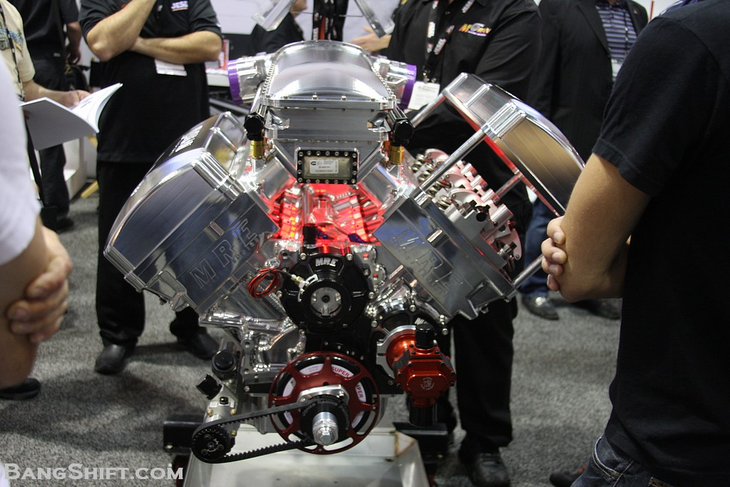 Top Fuel Dragster Engine Specs The coolest engine we saw