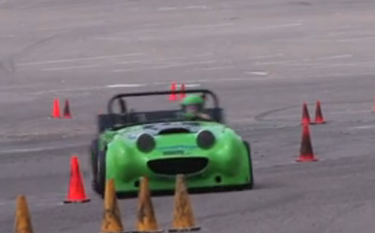Sea Of Cones: The Coolest Intro To Autocrossing Film We've Seen – Why You Need To Do This Stuff!