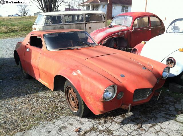 """WTF Find: A VW Based """"Camaro"""" Kit Car — Absolutely Horrendous In Every Way"""