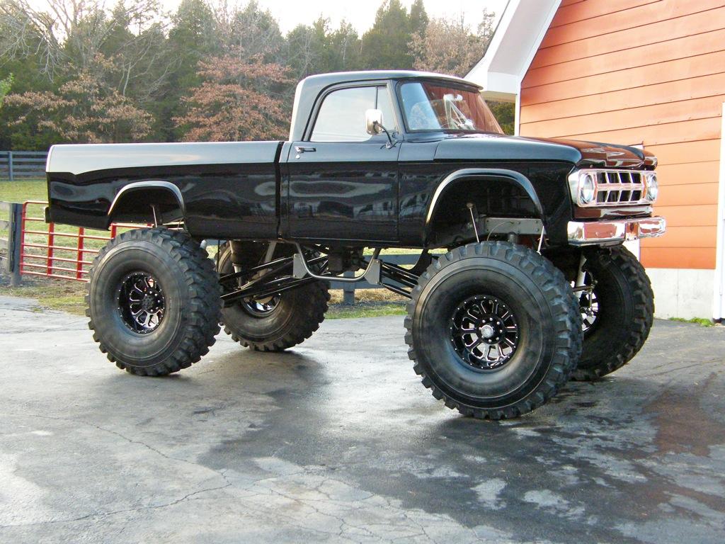 BangShift.com eBay Find: A Monstrous 1967 Dodge Sweptline ...
