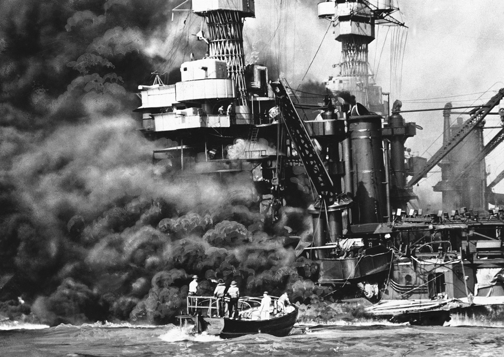 Remember Pearl Harbor Today – 76th Anniversary of Attack