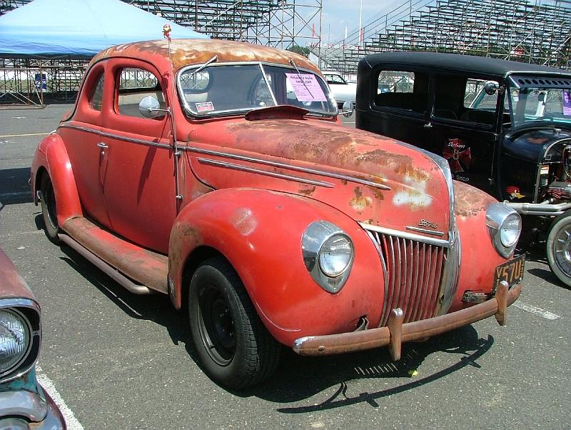 BangShift.com cars and trucks with patina