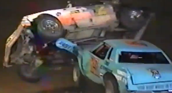 Wreckage Video: A Compilation Of Wild Dirt Track Street Stock Racing Crashes – Massive Parade Of G-Body, A-Body, and F-Body Destruction