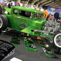 Grand National Roadster Show 2013 Hall 4 045