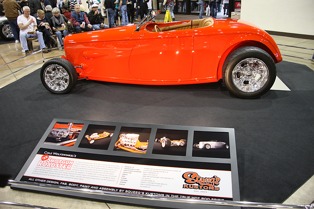 America's Most Beautiful Roadster Contenders, From The 2013 Grand National Roadster Show