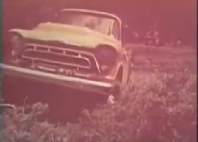 Awesome Historic Video: A 1957 Chevy Truck Promotional Video Featuring NAPCO 4WD