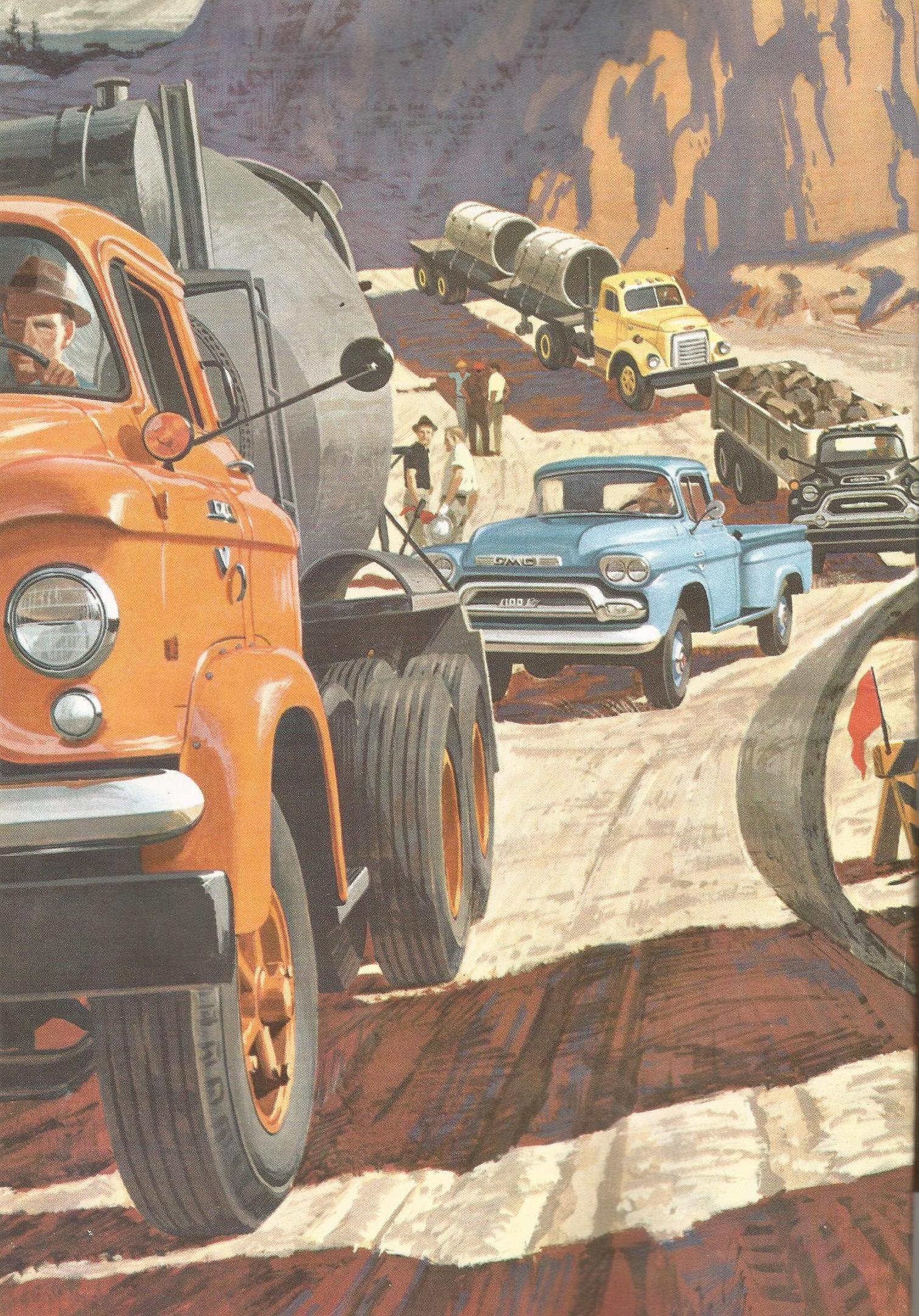 Gallery: Awesome Ads For Trucks and Equipment Circa 1959 – Great American Gearhead History