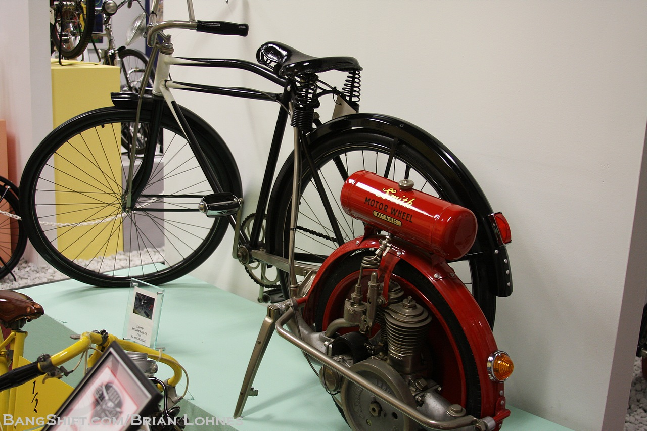 Gallery: An Awesome Collection of Antique Motorized Bicycles At The Dezer Collection