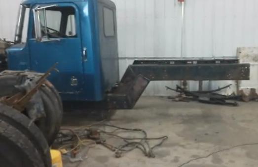 how to build hot rod trucks