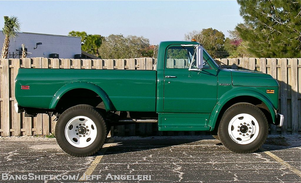 K likewise 1968 chevrolet c10 likewise 1987 CHEVROLET SILVERADO 10 PICKUP 117079 in addition 12588 One Of A Kind C6500 Crew Cab Monster Pickup besides Give Me Some Luv 1979 Chevrolet Luv. on 1972 chevy 4x4 pick up