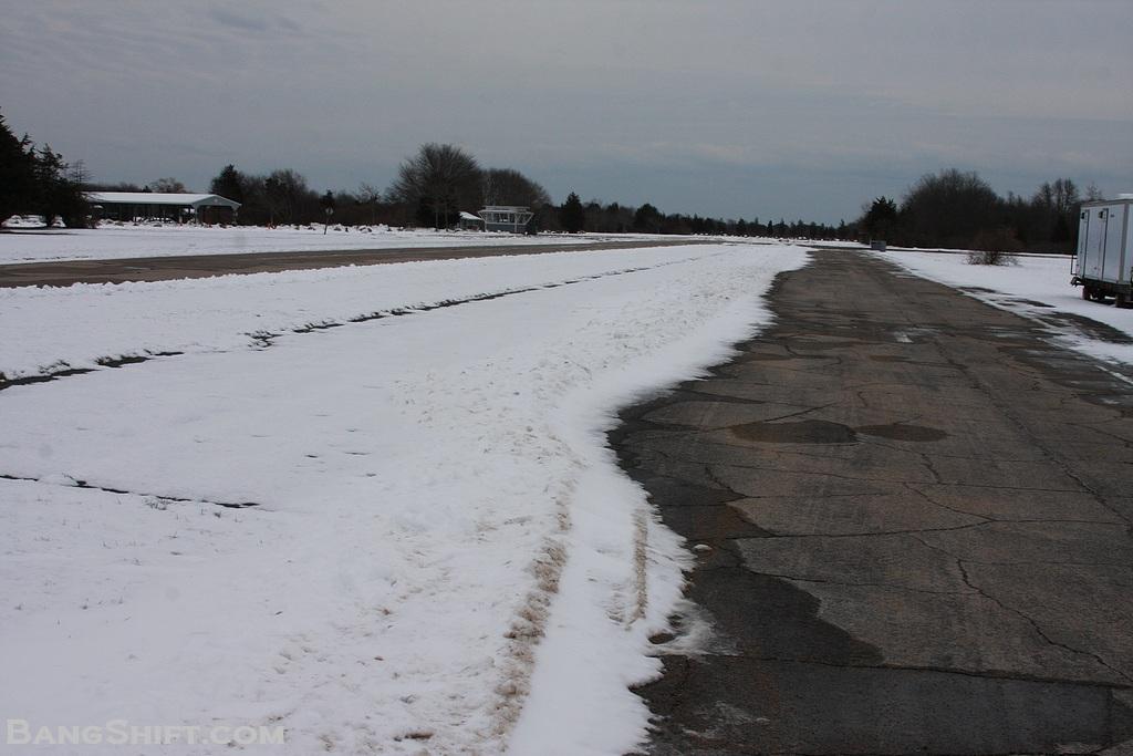 Dead Drag Strip File: The Quiet Remains Of Charlestown Dragway – Charlestown, Rhode Island