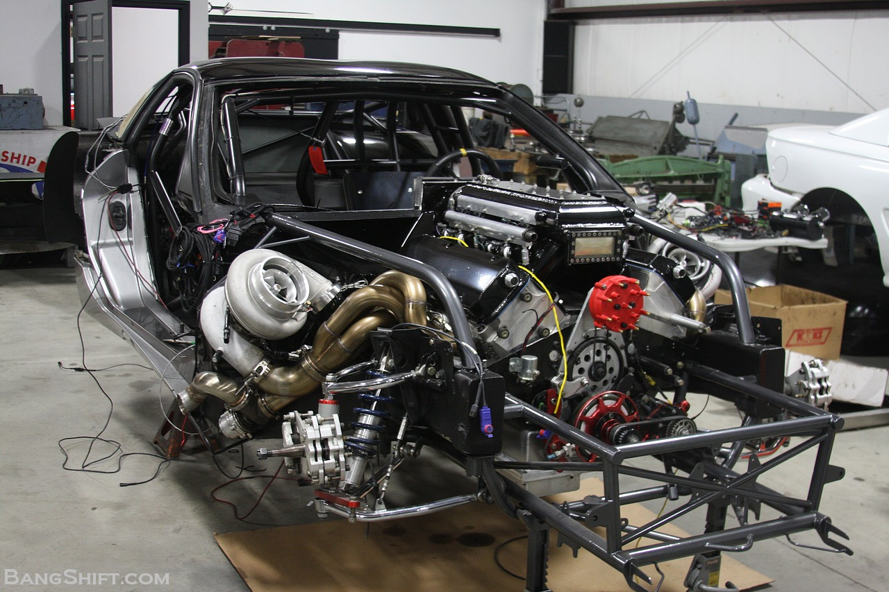 Gallery: A Peek Inside DMC Racing At Paul Major's Corvette And Tim Meagher's Mustang