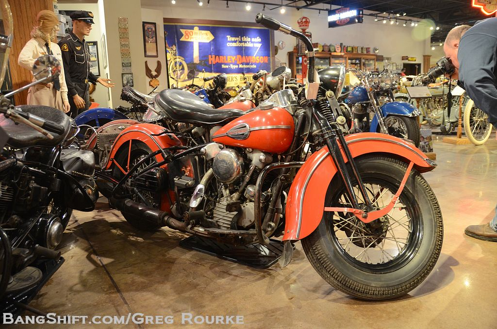 Gallery: The National Motorcycle Museum – Part 1