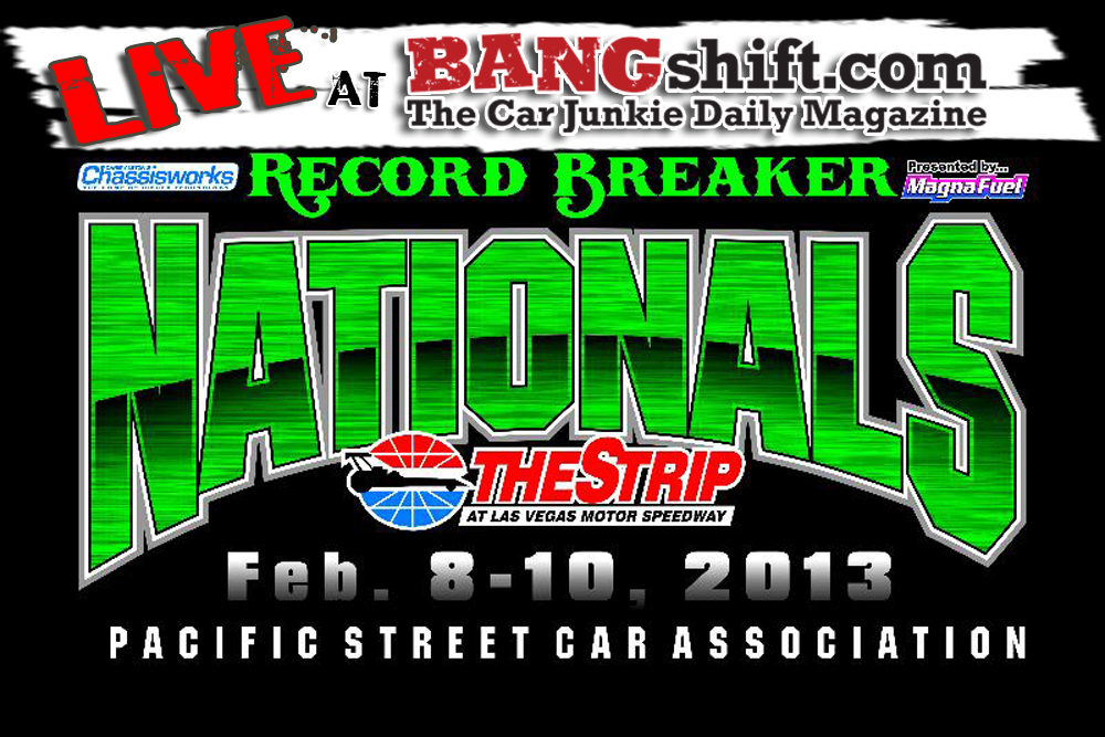 Click Here To Watch A FREE LIVE Stream Of The PSCA Record Breaker Nationals And NHRA Pro Stock Testing Feb 9-10th. 9AM Sat, 10AM Sun