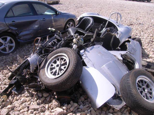 Bangshift Com Obliterated Shelby Cobra