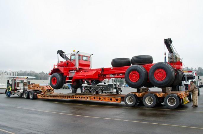 Semi Truck Oil : Bangshift kenworth