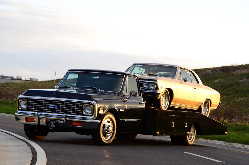 BangShift.com 1972 Chevy ramp truck