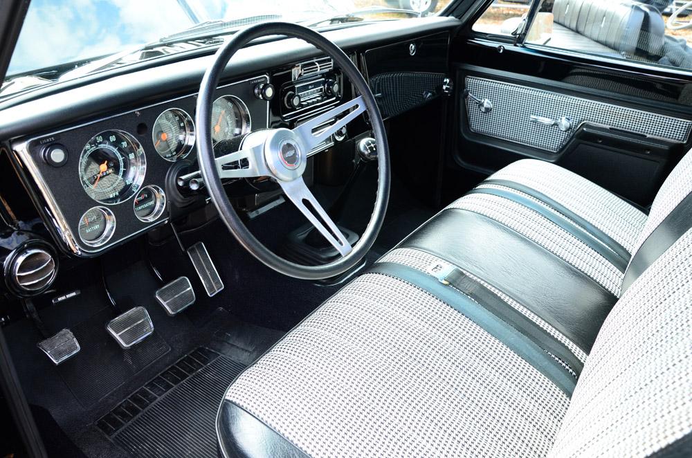 Bangshift Com 1972 Chevy Ramp Truck