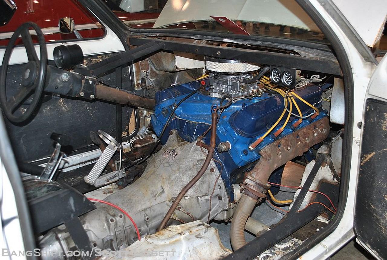 BangShift.com Steve Magnante's Bad Seed Caddy Powered Chevette Lives