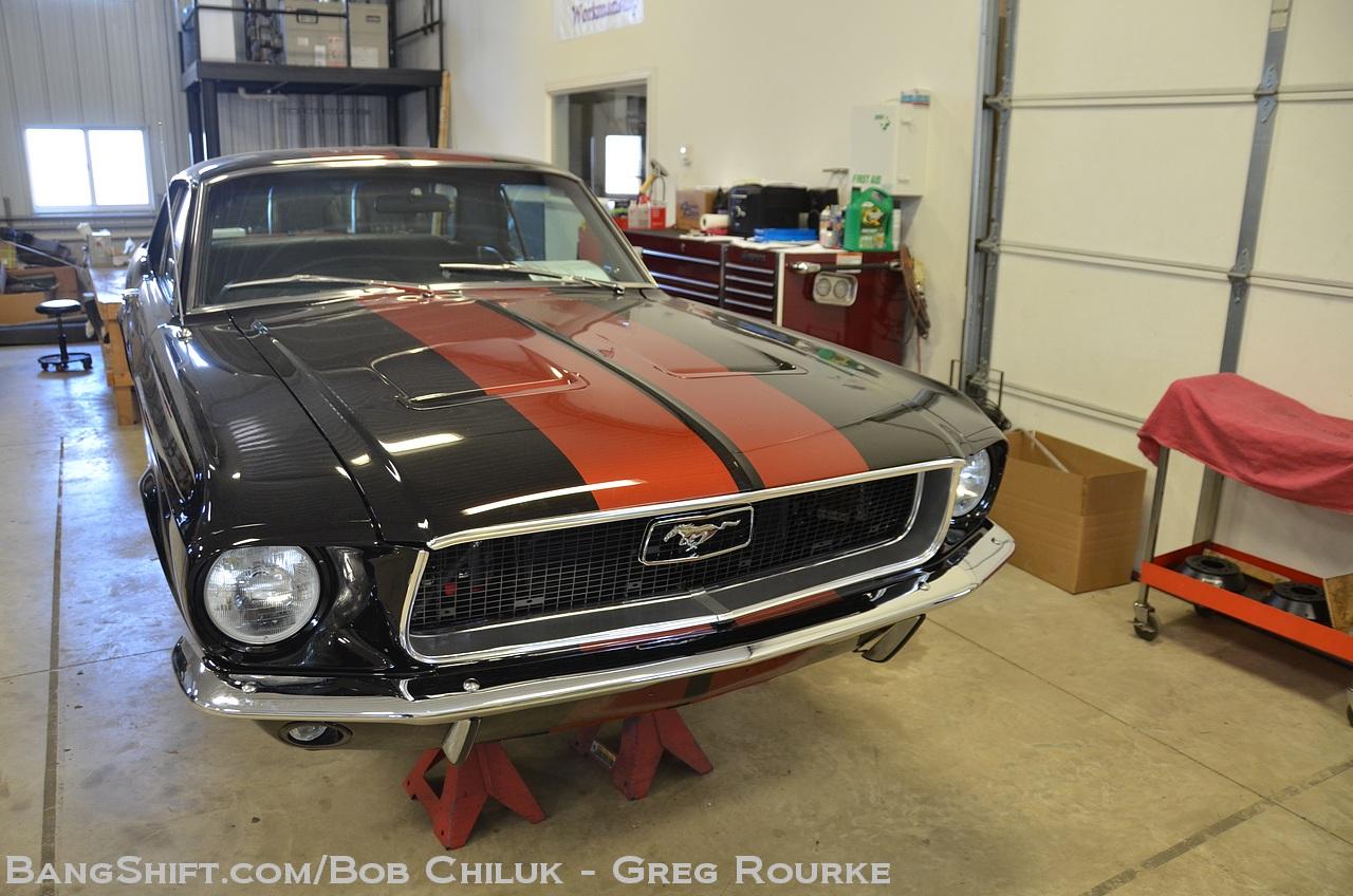 Massive Shop Tour Gallery: The Hot Rod Barn – Morris, Illinois – Muscle Car Restorations, Drag Builds, Killer Shop!