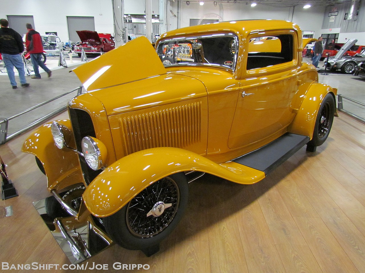 Gallery: The 2013 Northeast Rod and Custom Car Show – Hot Rods, Customs, Bikes, and Weirdos!