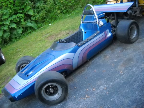 Bangshift Com Craigslist Find An Awesome 1960s Era Half Scale Indy Car Go Kart Or Is It