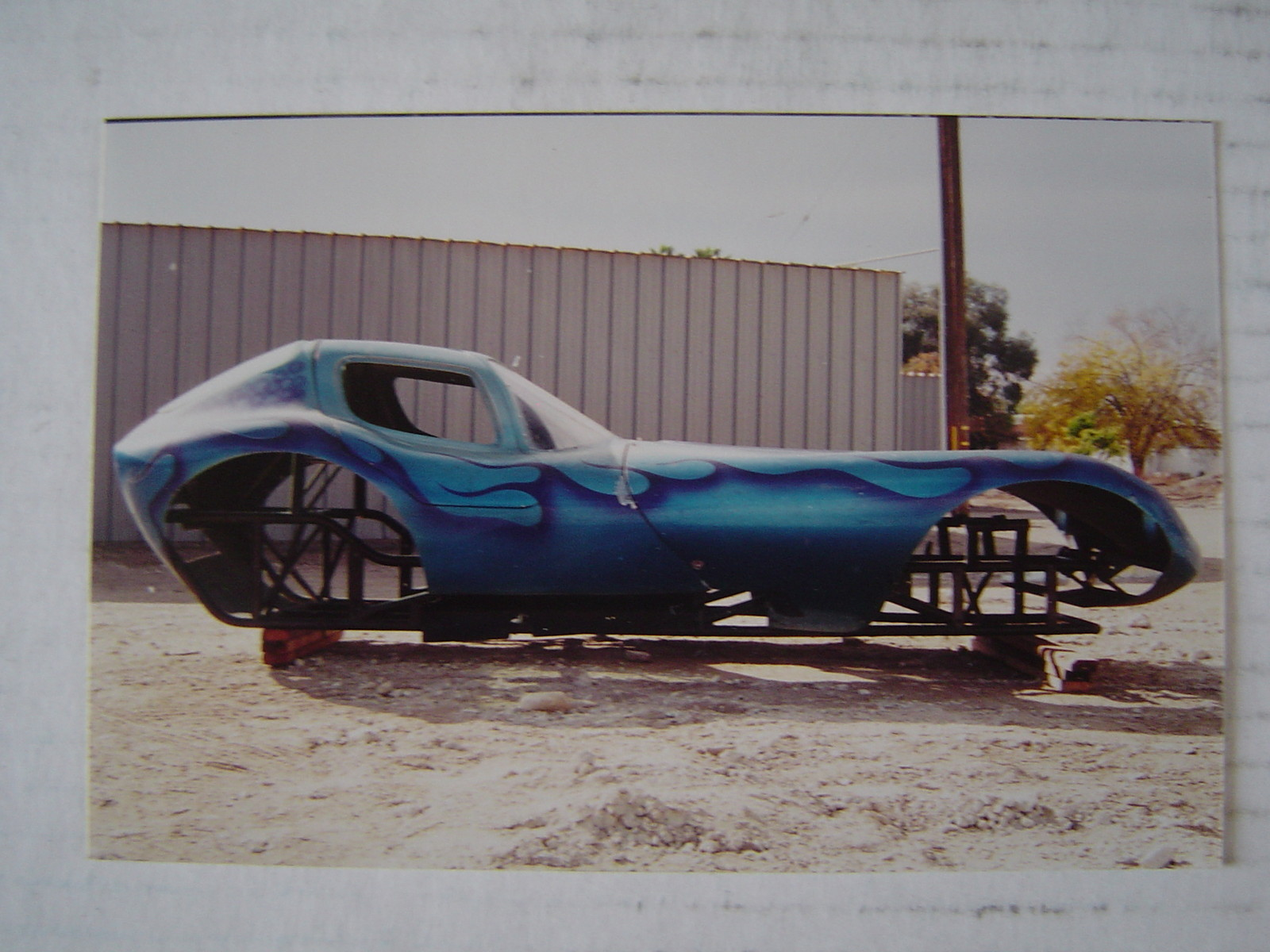 Amazing eBay Find: A Real Deal 1965 Fiberglass Trends Cheetah With Its Original Chassis! Drag Cheetah Greatness!