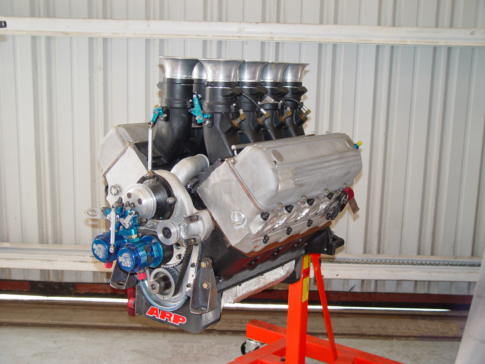 eBay Find: A 1200hp Naturally Aspirated Olds DRCE Engine That Was Supposed To Power A Racing Plane – Bombproof Build!