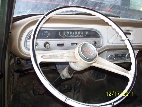 BangShift.com Bonus Craigslist Find: A 1962 Corvair 95 ...