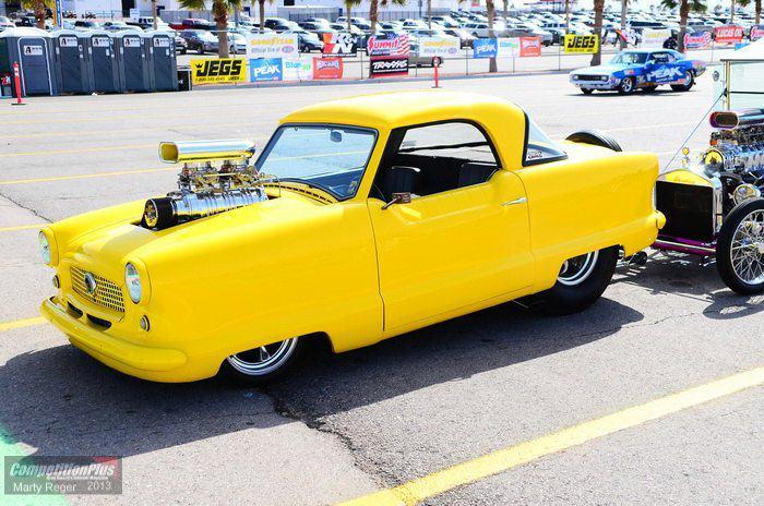 Nash Metropolitan Drag Car For Sale