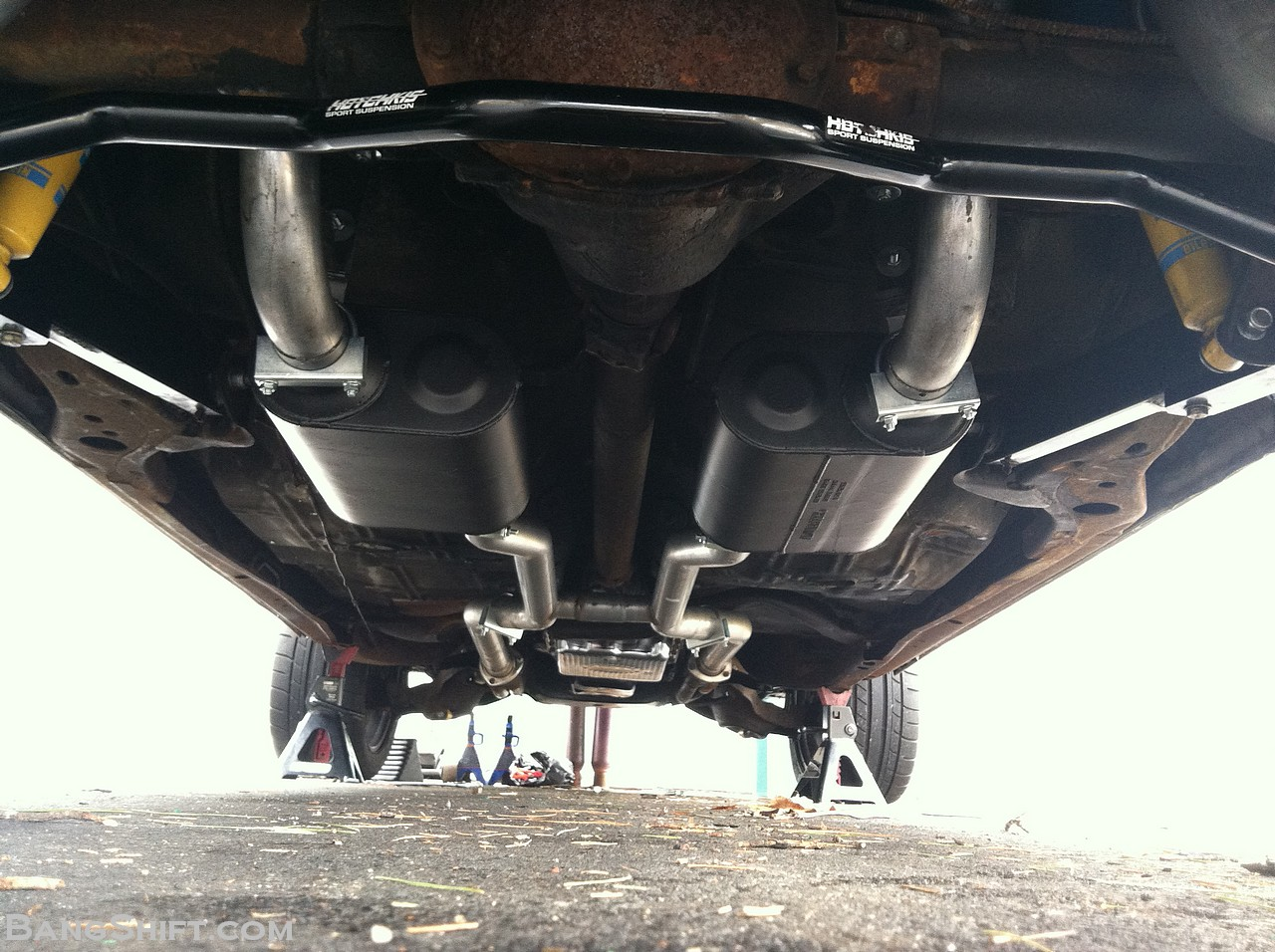 Buford T Justice Update: We Install A First Gen Chevelle Flowmaster Kit On Our 9C1 Caprice!