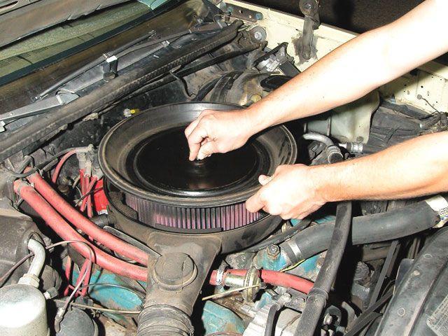 Automotive modification