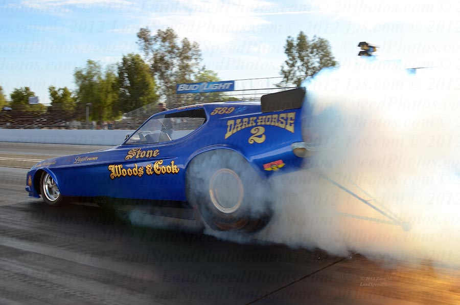 Nostalgia Funny Car Testing Photos From Famoso: Stone, Woods, and Cook Plus More