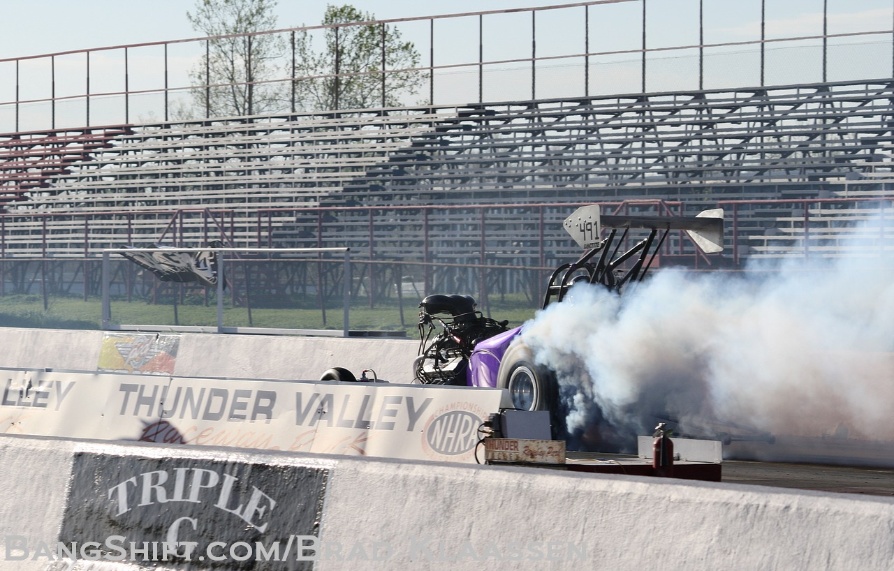 Drag Gallery: Texas Outlaw Fuel Altereds Re-Baptize Thunder Valley Raceway In Nitro!