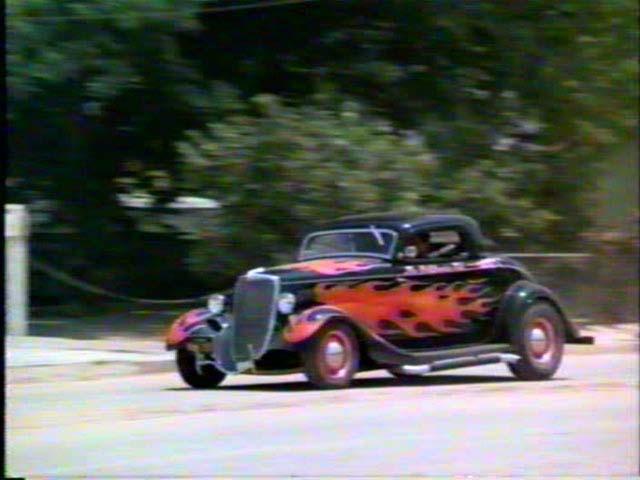 BangShift com Celebrity Car Death Match: John Milner's Deuce VS The