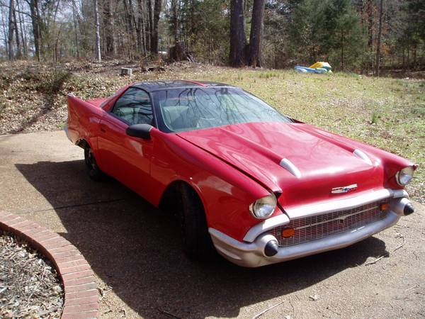 Craigslist Find: A 1957 Chevy Kit Car Based Off Of A Fourth Generation Camaro?!