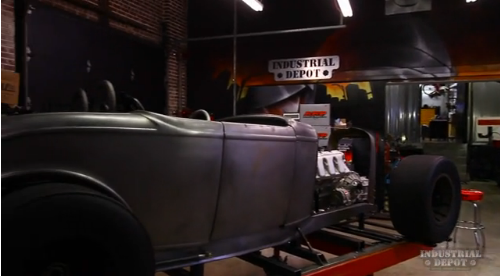 Check Out Jet Hot's Double Down 1932 Ford Project At Fuller Hot Rods – Boss 429 Power and All Wheel Drive!