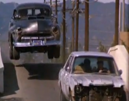 "Great Chase: The Campy But Still Awesome Car Chase From The Stallone Movie ""Cobra"""