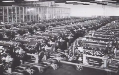 Great Gearhead History Video: Men Bet Their Lives On It – Packard Merlin Engines