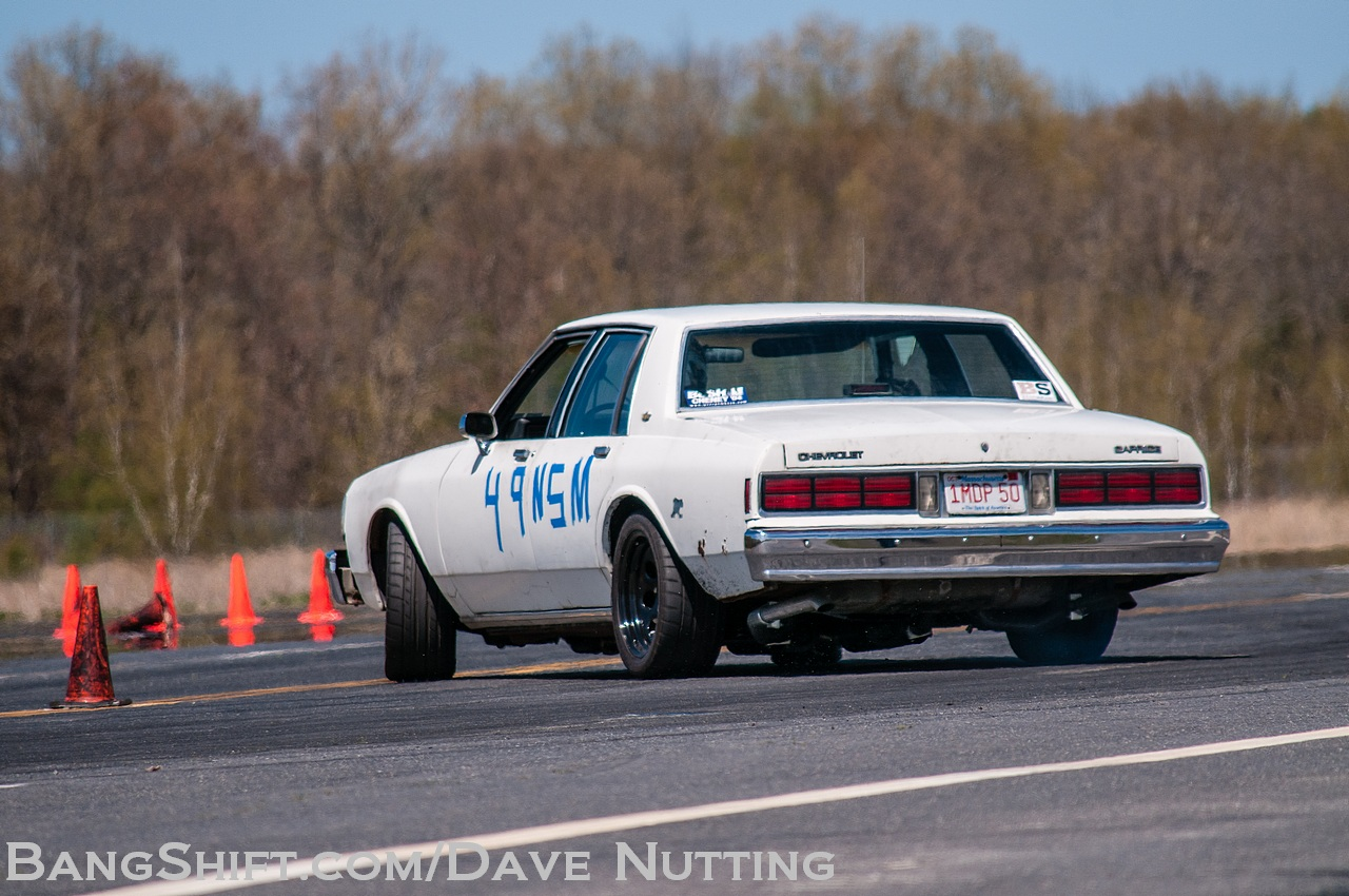 Project Buford T Justice Our 1987 9c1 Caprice Hits The Scca Autocross Course Photos And Video