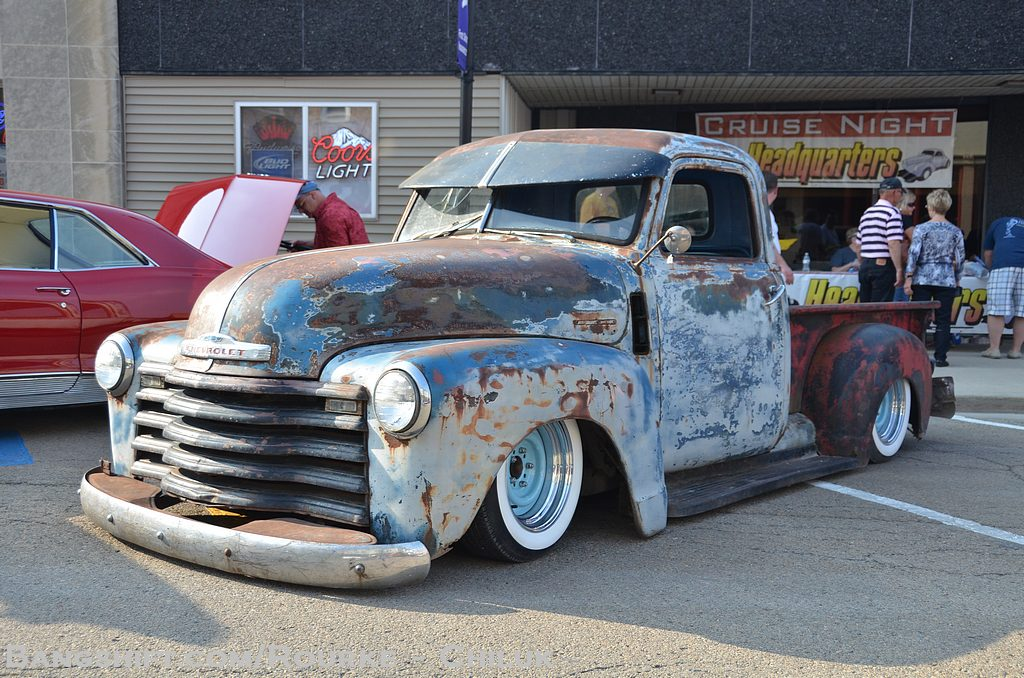 BangShift.com Gallery: The Earlville Cruise 2013 - Hot Rods, Muscle ...