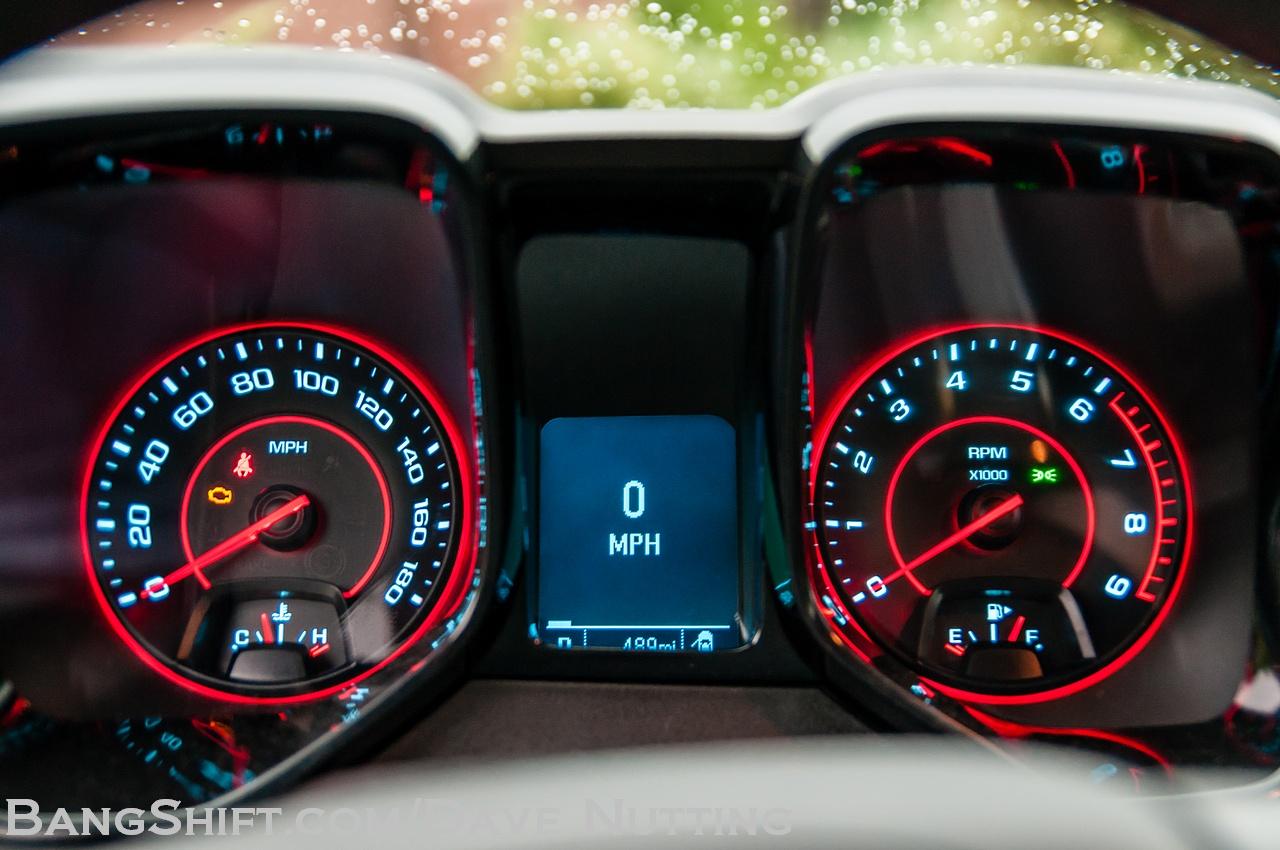BangShift.com We Drive The 2013 Camaro SS Hot Wheels ...