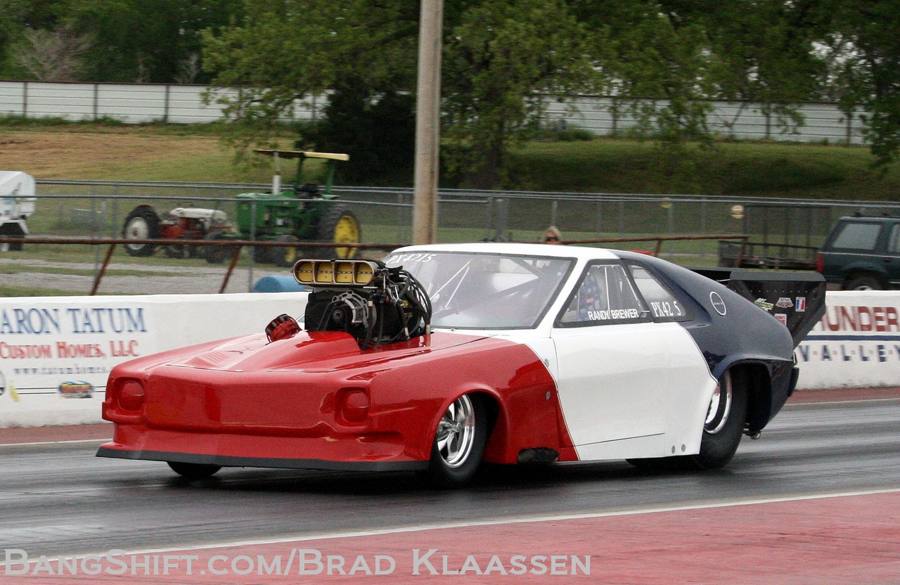 Drag Gallery: More Great Photos From The Pro Street Racing Association Event At Thunder Valley Raceway Park!